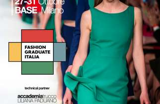 ACCADEMIA TRUCCO LILIANA PADUANO TECHNICAL PARTNER di FASHION GRADUATE ITALIA 2019